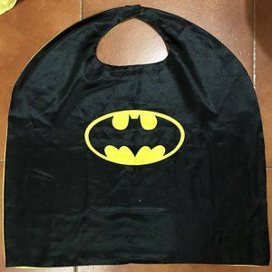 FOUR SUPERHERO COSPLAY CAPES 4 KIDS BRIGHT COLORS